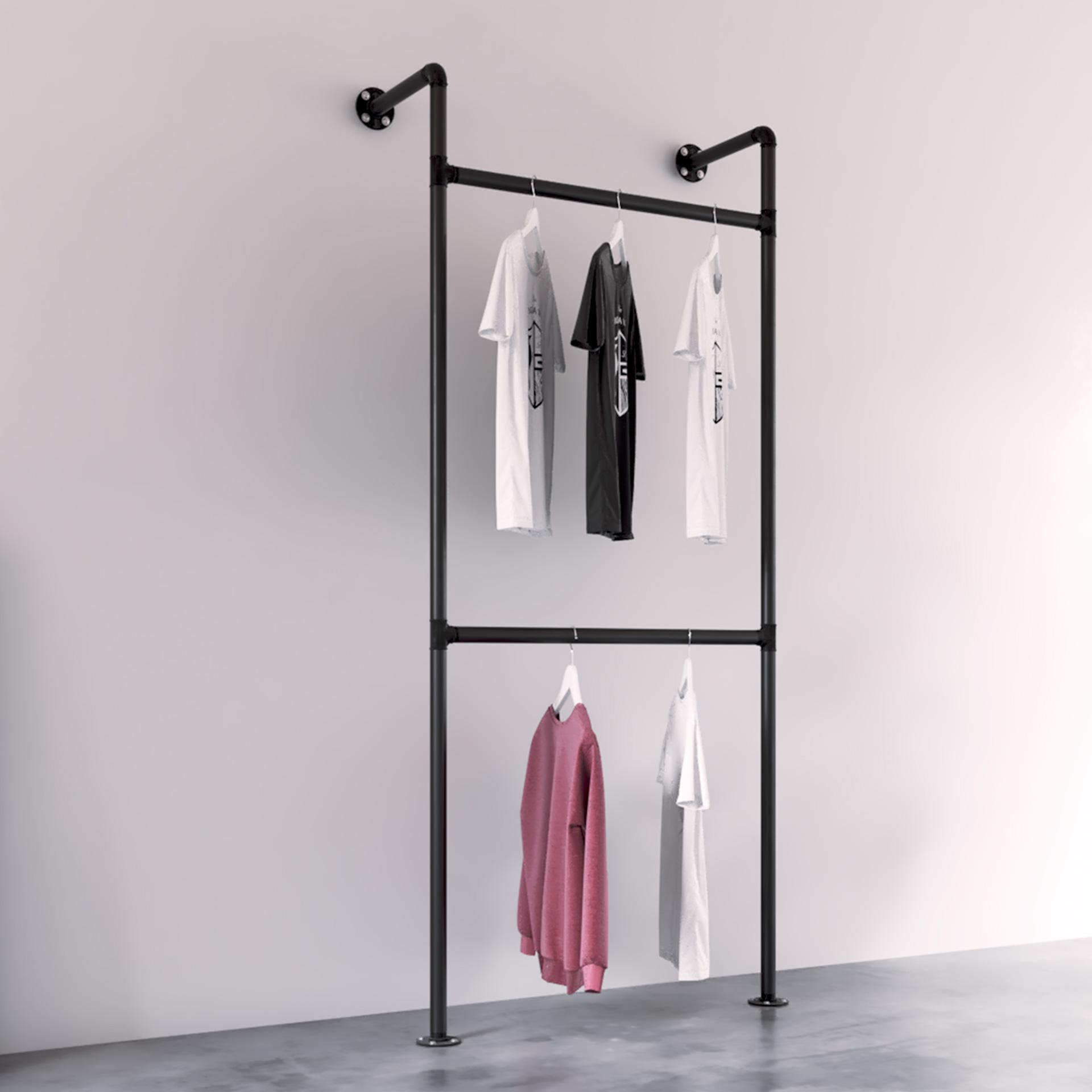 nueva estilos Venta de liquidación 2019 detalles para ▷Tendencia en Burros de ropa para tienda y Percheros◁ A medida