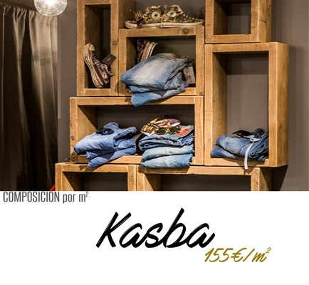 Estanter a composici n kasba - La antigua viruta ...